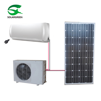 ACDC Grid Tie Solar Air Conditioner with 99% Energy Saving